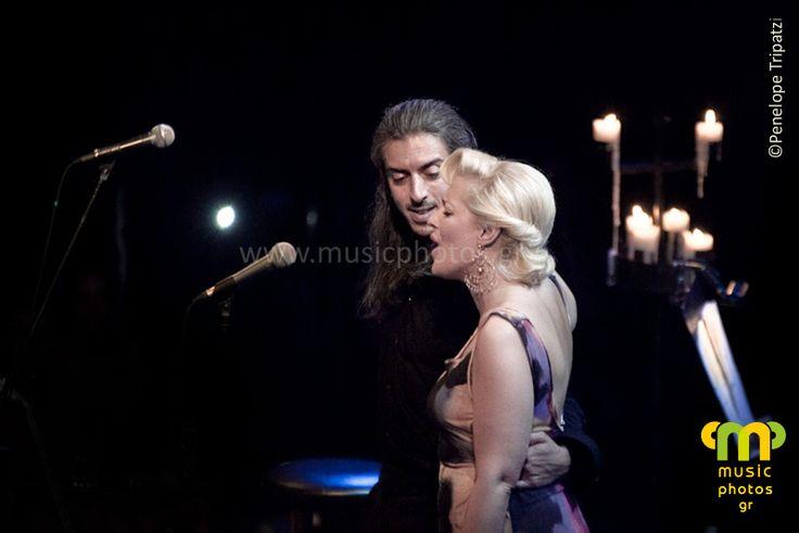 N.Bofiliou - G.Haroulis, toradiofono.gr @ Votanikos -  musicphotos.gr - #musicphotos #concert #Bofiliou #Athens #Greece #Haroulis