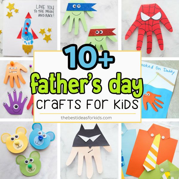 Fathers Day Crafts The Best Ideas For Kids Fathers Day Crafts Kids Fathers Day Crafts Diy Father S Day Crafts Fathers day gift ideas preschool