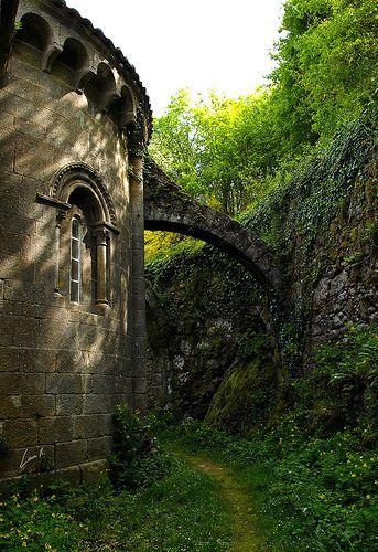 Santo Estevo de Ribas de Miño, Galicia - by la_magia (http://www.flickr.com/photos/la_magia/)