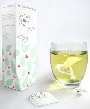 Tea Packaging by louise