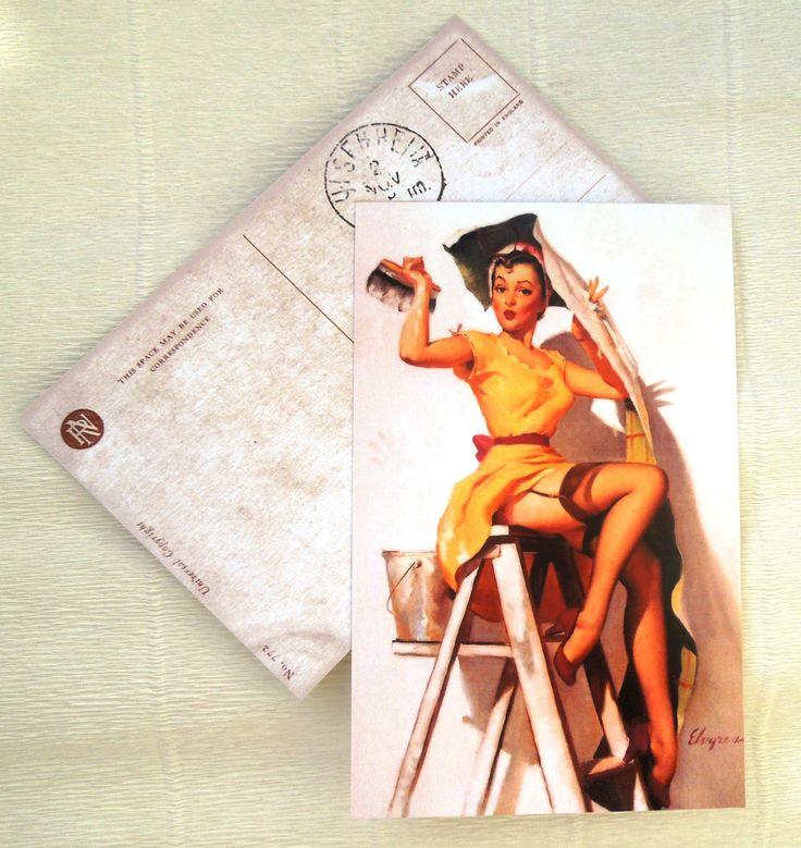 Днем рождения, ретро открытки фолиант