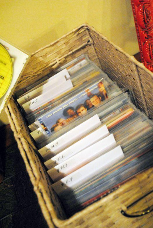 best 25+ dvd organization ideas on pinterest | dvd storage