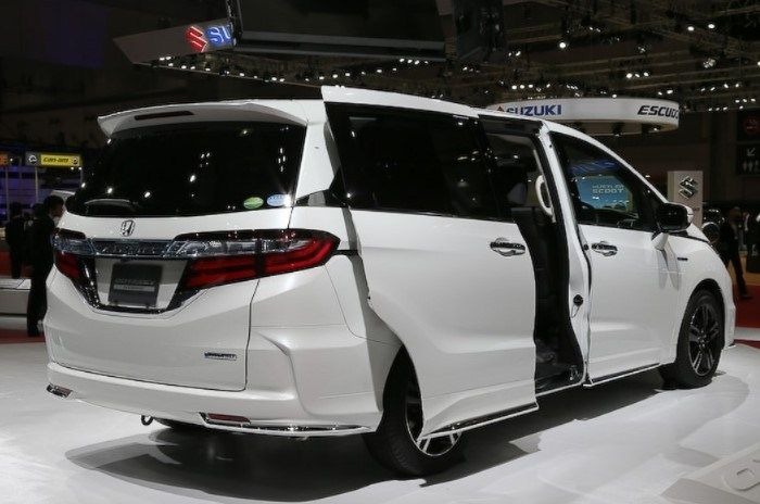 2020 Honda Odyssey Redesign Release Date Price