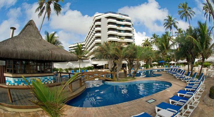 Hotel Maceió Atlantic Suites, Maceió. 299 Opiniões dos hóspedes - Booking.com