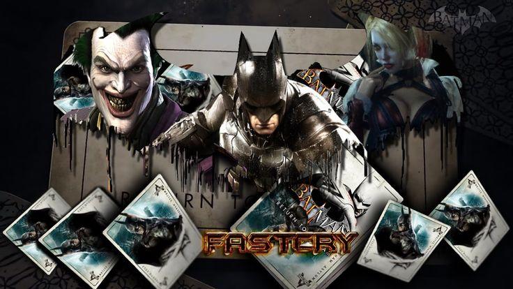 Batman: Return to Arkham - Arkham Asylum Spaventapasseri p2