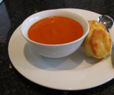 Roasted Capsicum and Tomato Soup | Official Thermomix Recipe Community