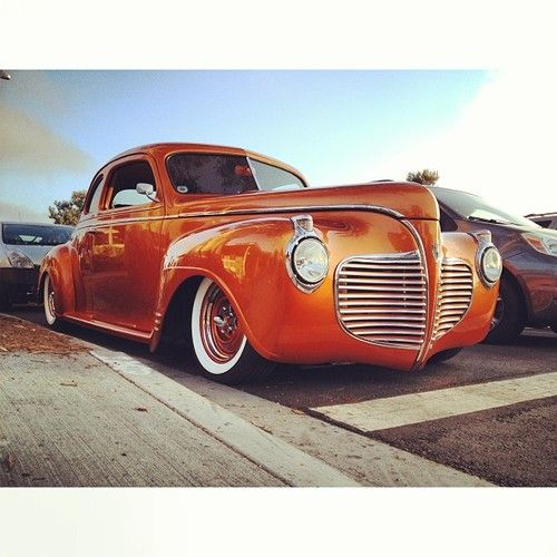 84 Best Images About Plymouth Coupe On Pinterest