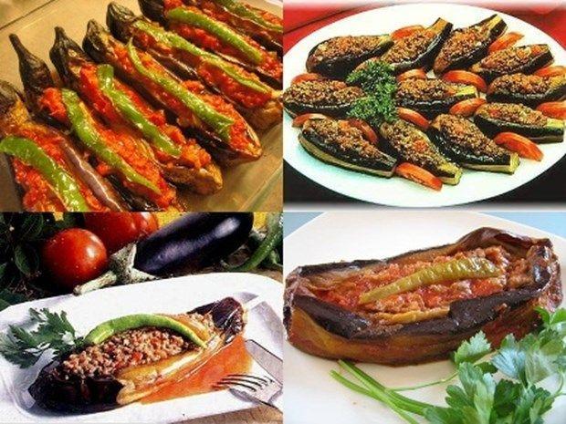 _________________КАНАДСКАЯ ПАНОРАМА Your Toronto: Турецкая кухня:Карныярык – фаршированные мясом бак...