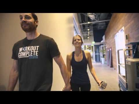 Day in the Life of Kelli & Daniel - Fitness Blender in LA - Behind the S...