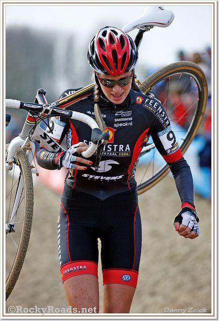 Tessa van Nieuwpoort @ WC Koksijde 26-11-111566 by Danny ZELCK on Flickr.
