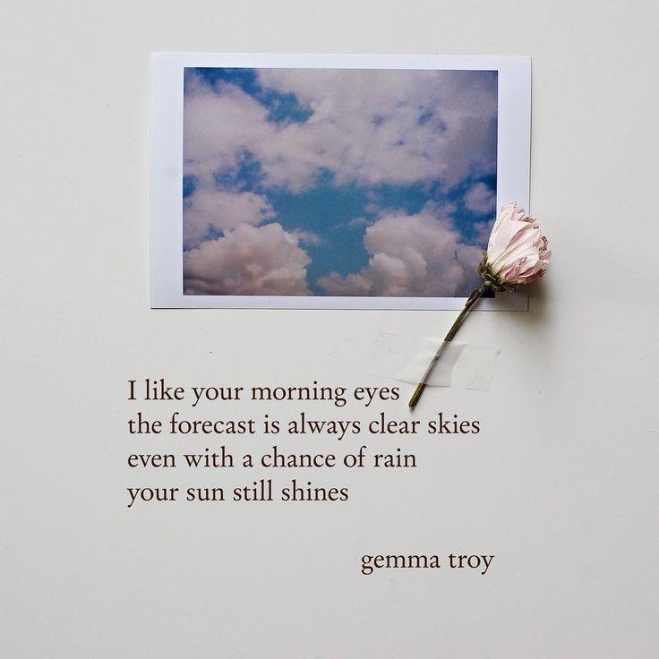 My skies