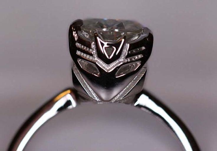 Most Unusual Wedding Rings