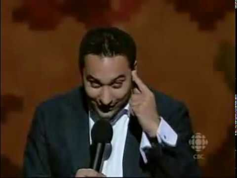 Russell Peters  ~  How to become a Canadian Citizen   LMAO  Canadians love to eat the bbq!!