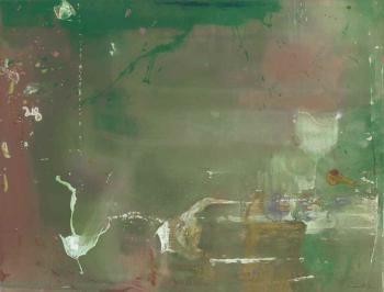 Helen Frankenthaler, Summer Reverie,  1980, Acrylic on canvas