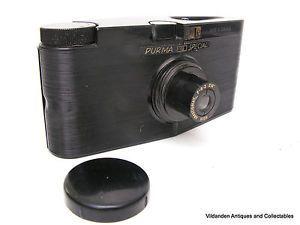 Vintage Bakelite Purma Special Camera Unique 3 Speed Shutter | eBay