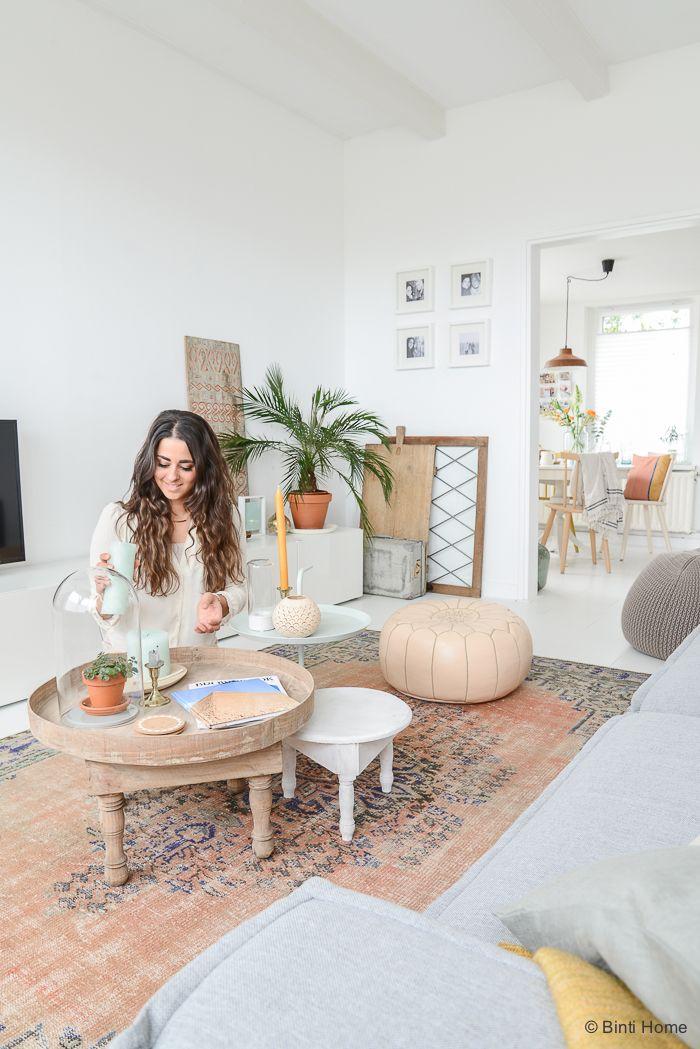 woonkamer / my livingroom | Binti Home blog : Interieurinspiratie, woonideeën en stylingtips