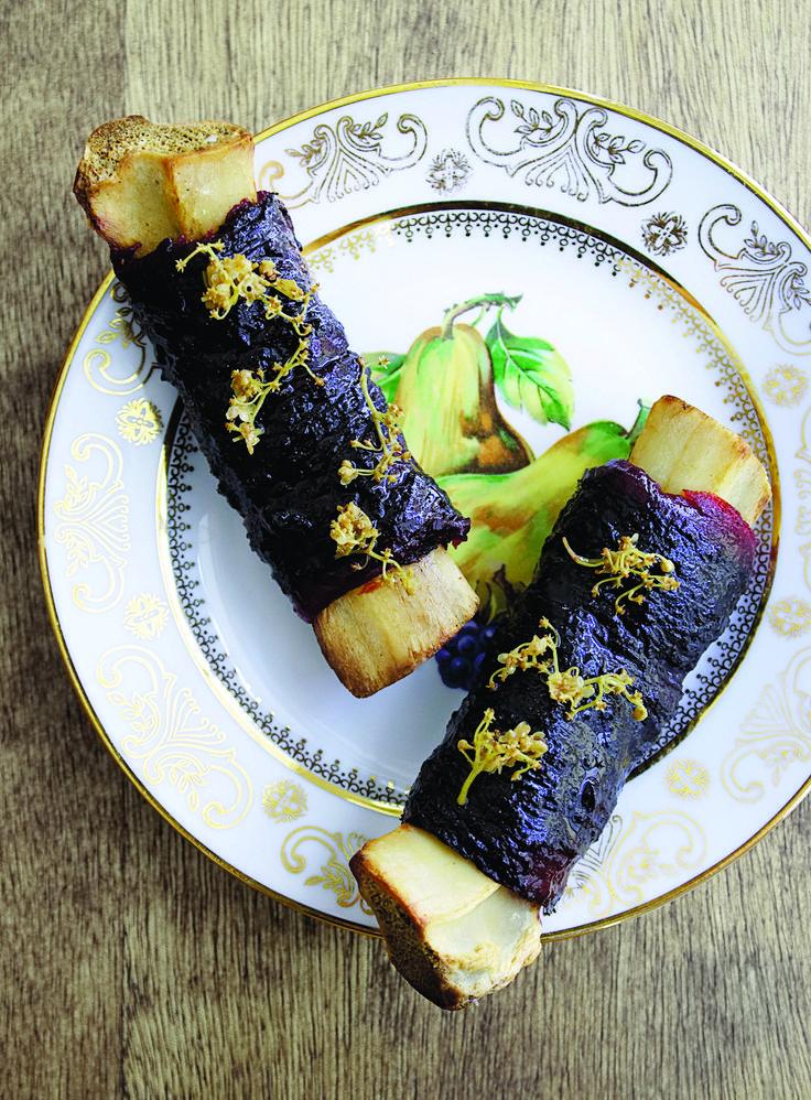 Beetroot and marrow dish   BROR