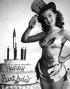 Vintage Happy Birthday Images