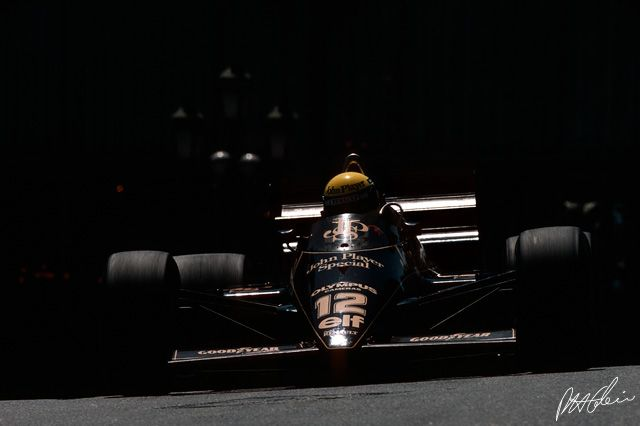 Senna 1985 - From: The Cahier Archive
