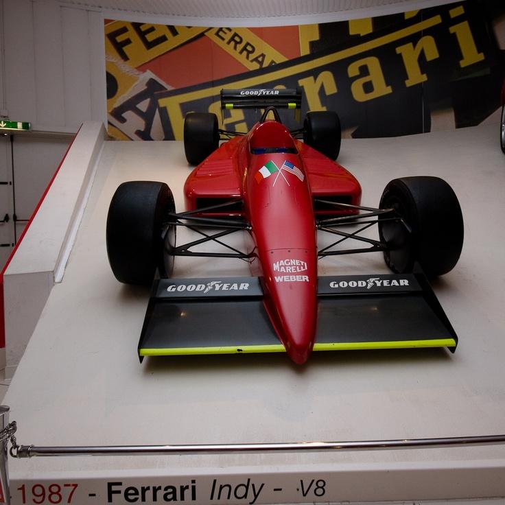 Ferrari 637 (Indy)