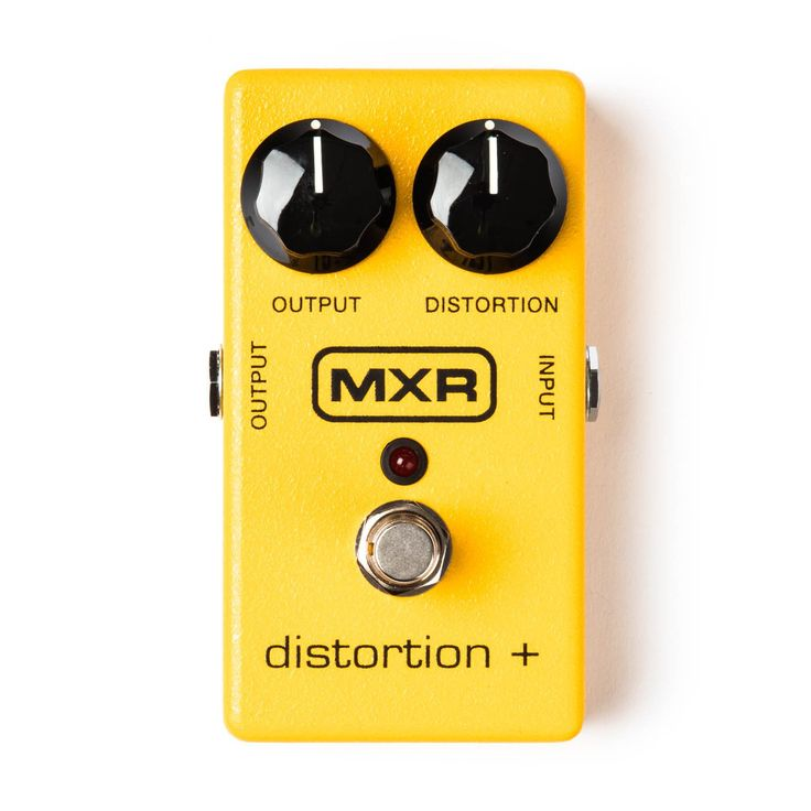 MXR DISTORTION+ M104 Pedal