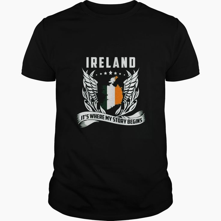 Ireland T-shirt , Ireland It's where my story begins, Order HERE ==> https://www.sunfrog.com/Holidays/114160160-436055184.html?47759, Please tag & share with your friends who would love it , #redheads #superbowl #birthdaygifts