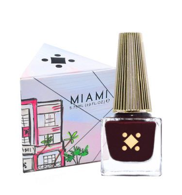 Deco Miami Nail Lacquer – get it now at THE-V-SPOT