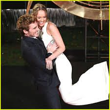 Sam Claflin and Laura Haddock | I