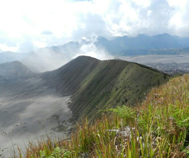 Geotrek Mount Kursi to Mount Bromo