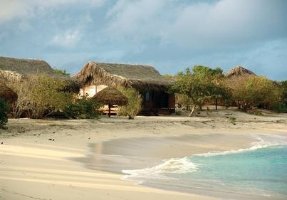 Chalets from the Beach. Visit our website at www.raniresorts.com