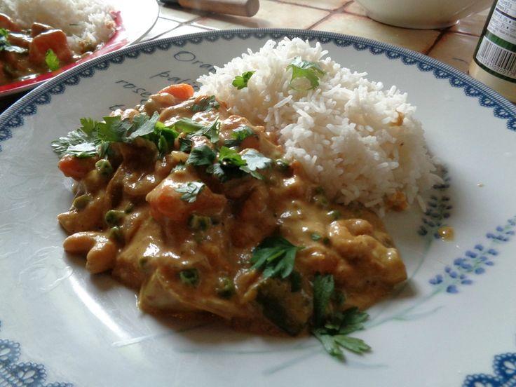 mimi vg curry massala en remplacant les lég hors saison par du navet et de la pimme de terre