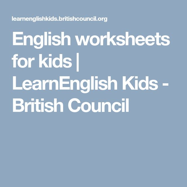 best 25 english worksheets for kids ideas on pinterest worksheets for kids english. Black Bedroom Furniture Sets. Home Design Ideas