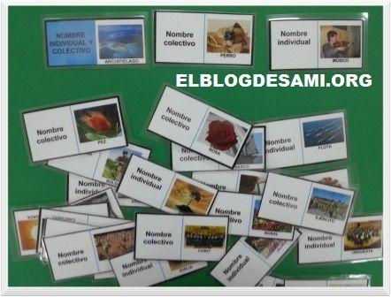 Objetivo(s):  Favorecer situaciones lúdicas y motivadoras que faciliten el aprendizaje nombres individuales/colectivos. … Leer más