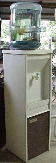 Water Cooler Fish Tank
