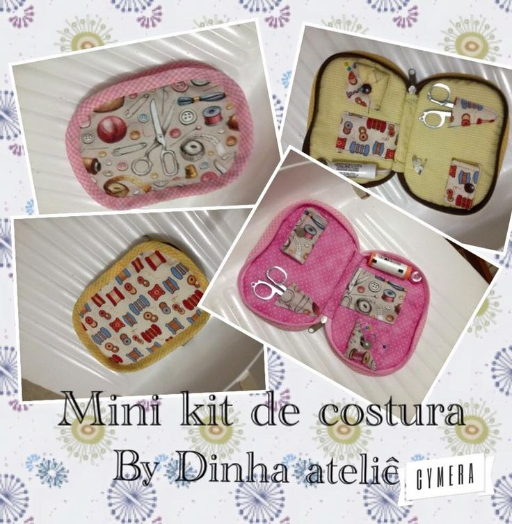 Mini kit de costura