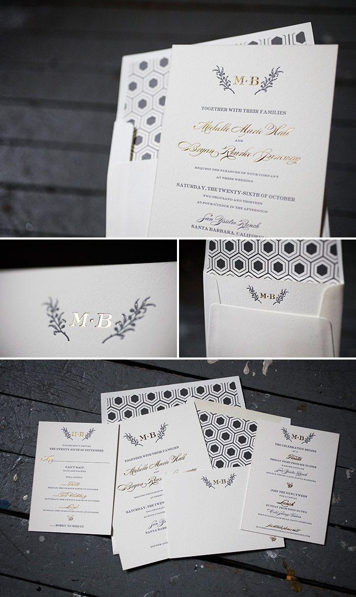 Editoru0027s Pick Top Wedding Invitation Designs