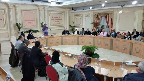 MaryamRajavi: Neither ISIS and caliphate in Iraq & Syria are Islamic nor Velayat-e faqih in Iran