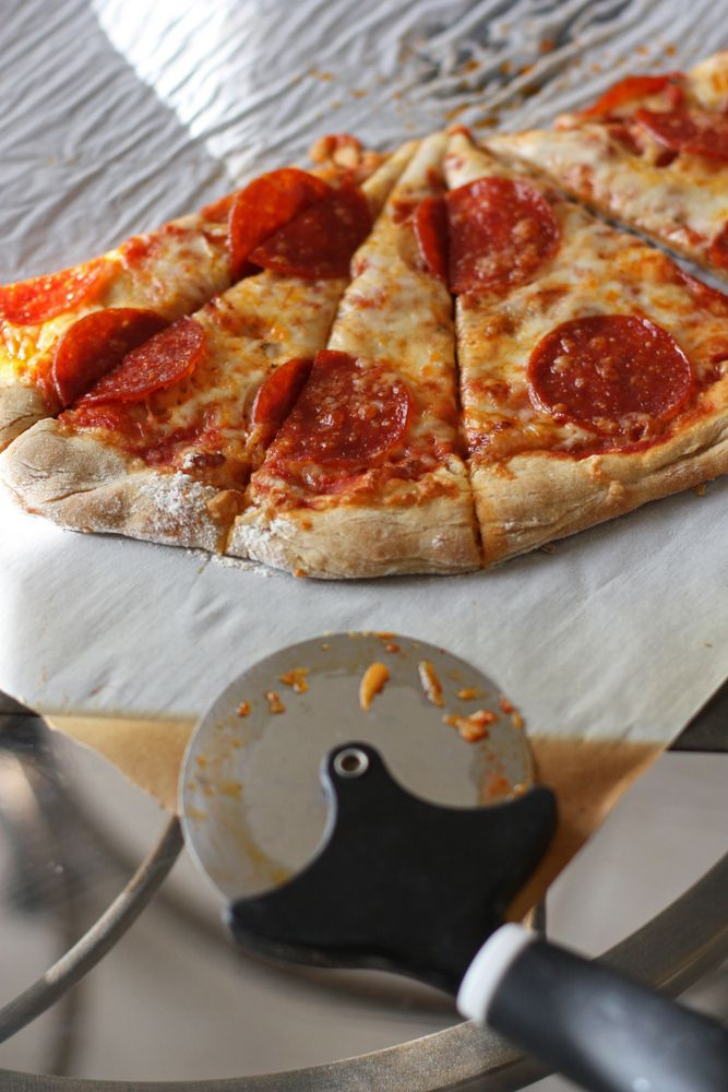The best homemade pizza!
