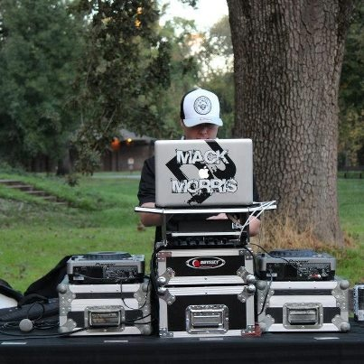 DJ Mack Morris! Spinning at all the Gnarly Events!
