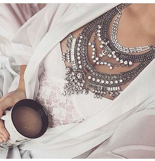 Boho style necklace, you won't believe the price!! Use code AMELIA10 for 10% off!
