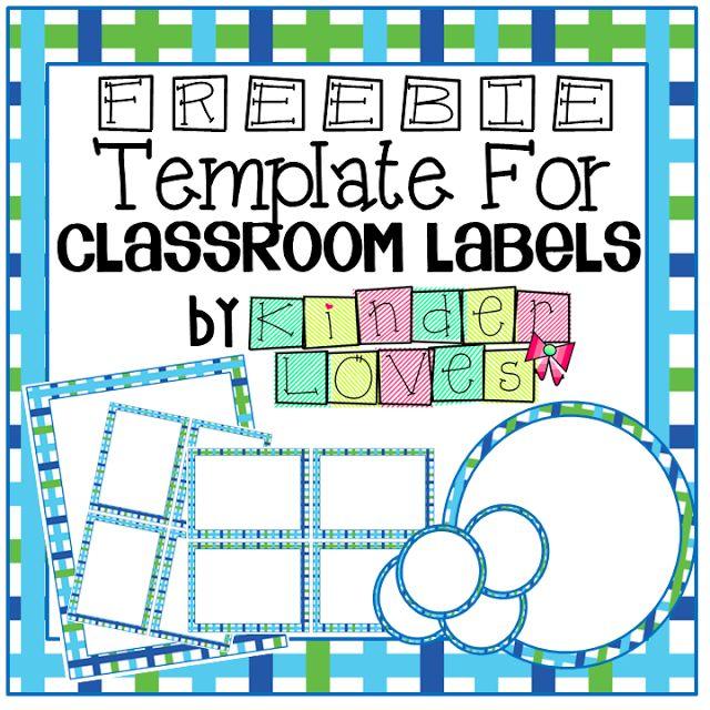 Classroom Decor Templates : Best classroom labels images on pinterest