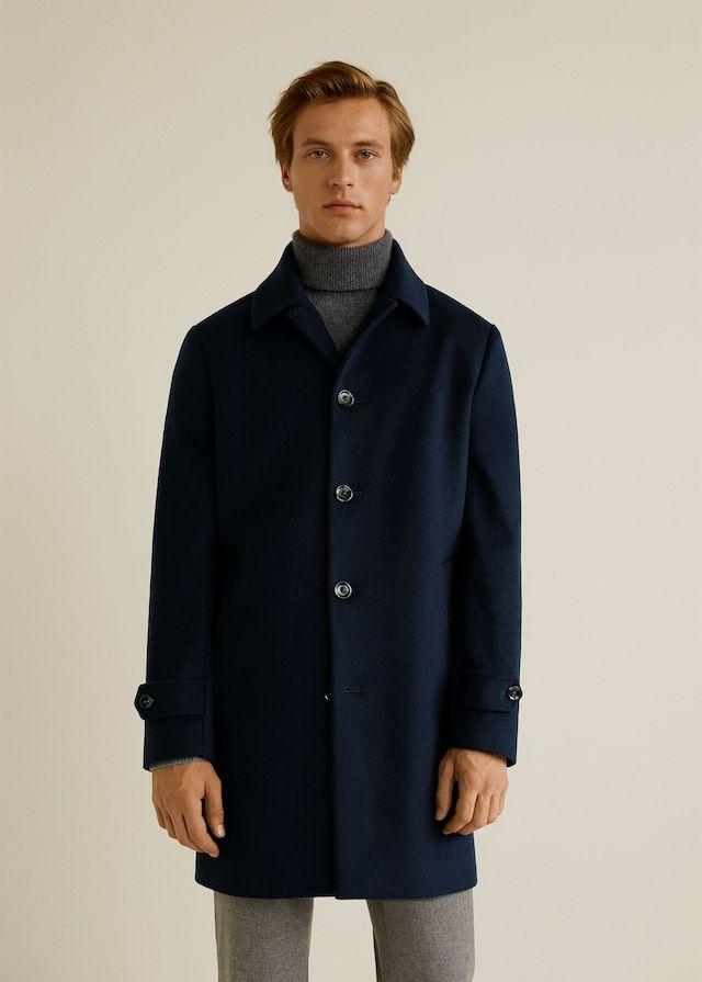 db342865919dd Yllerock kaschmir - Herrar   Höst vinter   Mens wool coats, Cashmere wool  och Wool coat