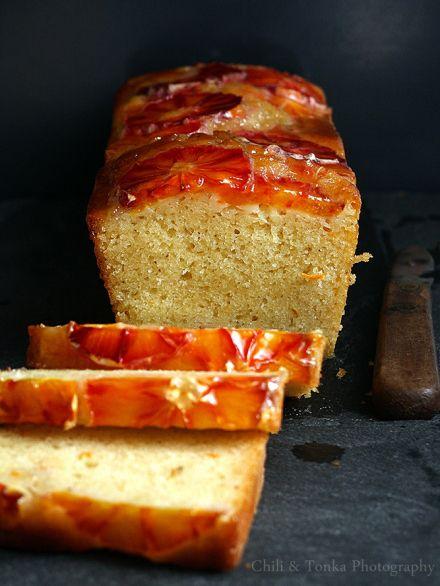 Blood Orange Yogurt Cake | b a k e d | Pinterest