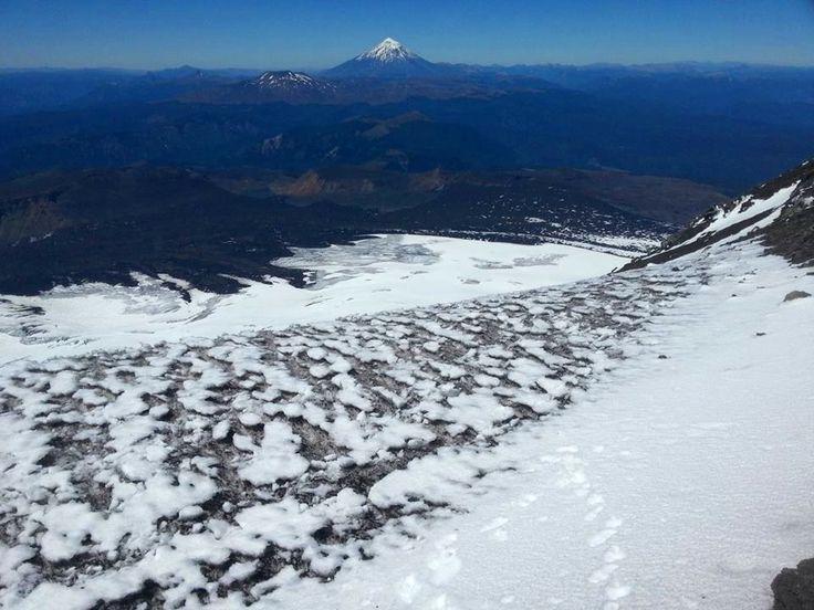 Volcano. Chile