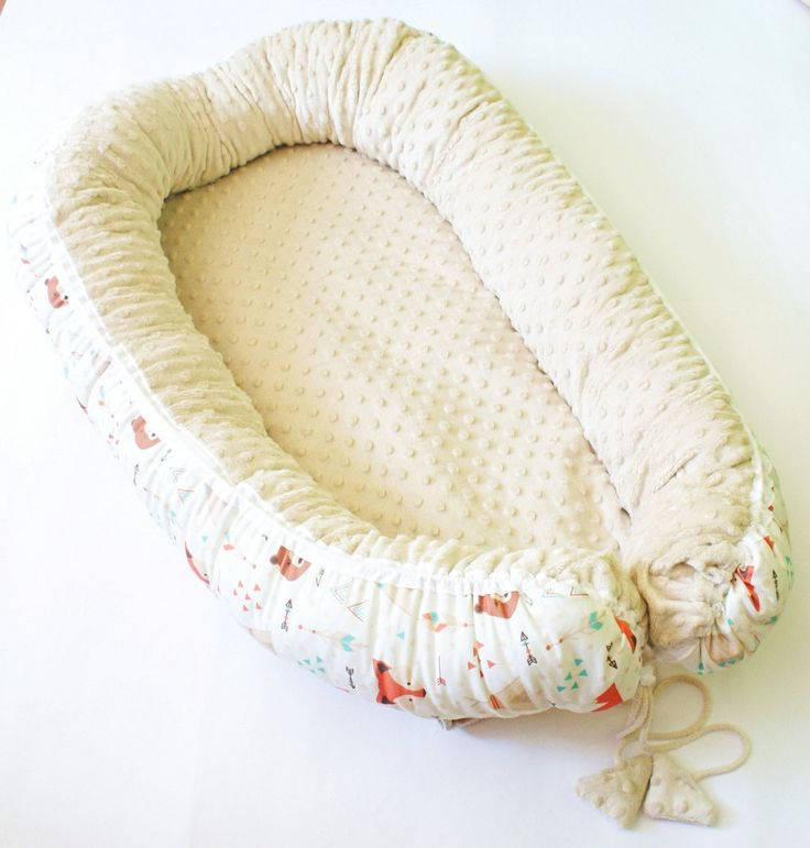 Cocoon baby by owlONcotton on Etsy