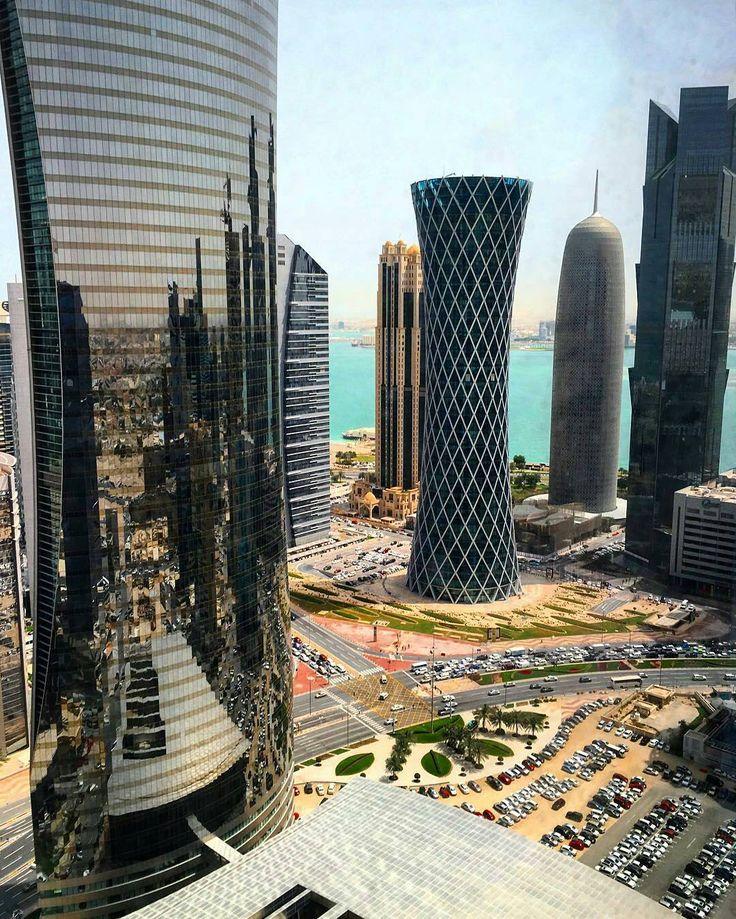 Good Morning #Doha #Qatar @ys.travel