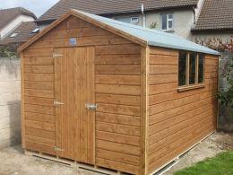 Garden Sheds Ireland - Timber Sheds Dublin and Wooden Sheds for Sale Online…