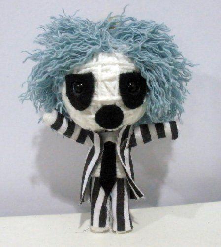 how to make mini voodoo dolls