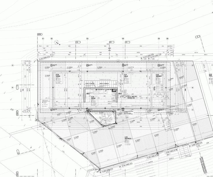 17 migliori immagini su arch dwg su pinterest behance for Migliori piani casa ranch artigiano