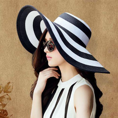 Найти ещё Летние шляпы Сведения о 2015 новинка крышки и шляпы для женщин подвески лето соломенная шляпка сексуальный моде дамы большой брим пляж Cap шляпы и шляпа солнца SH0001, высокого качества Летние шляпы из Tao accessories на Aliexpress.com